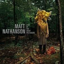The Last Of The Great Pretenders von Matt Nathanson (2014), Digipack, Neu OVP,CD