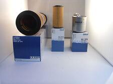 Mercedes E Class E320 CDI Service Kit Oil Air Fuel Filter 03-05 OPT2 *OE MAHLE*