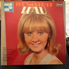 LP LULU The World of..incl. SHOUT Germany Decca Musik für Alle TOP!!!