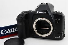Near MINT  Canon EOS 3 35mm SLR Film Camera Body Only with Strap from Japan a246