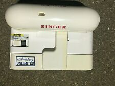 GENUINE SINGER EMBROIDERY UNLIMITED FOR SEWING MACHINE FREE SHIP PLZ READ