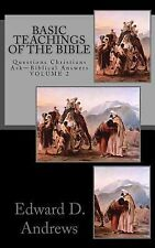 Foundation Doctrines of the Bible: Basic Teachings of the Bible : Questions...