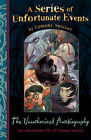 "The Unauthorized Autobiography (Series of Unfortunate Events) Lemony Snicket ""AS"