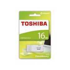 Toshiba Hayabusa 16 GB Pen Drive (WHITE)