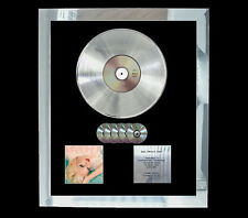 MADONNA BEDTIME STORIES  MULTI (GOLD) CD PLATINUM DISC FREE POSTAGE!!