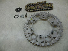 Honda CRF450X Chain Sprockets Set Sunstar Works Z  51 / 12 CRF 450X X 2006 #2
