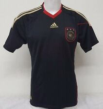 Germany National Soccer Team 2010 adidas Supporter Away Jersey Size Medium