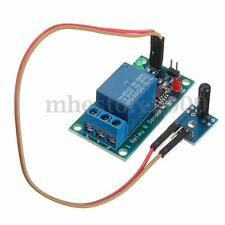5v Normally Closed Shock Sensor Relay Switch Module Vibration Alarm For Arduino