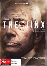 The Jinx - The Life and Deaths of Robert Durst: NEW SEALED REGION 4 DVD