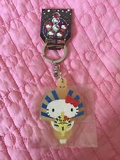 New Sanrio Hello Kitty Nameko Saibai Keychain from Japan