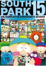 3 DVDs  * SOUTH PARK - STAFFEL / SEASON 15 # NEU OVP