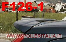 SPOILER FIESTA VI 6 3 PORTE MK6 CON PRIMER   ST LOOK    F126-1P SI126-1-5