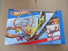 Hot Wheels Sky Jump Frenzy Track Set