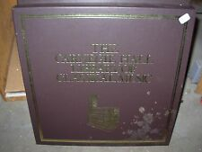 CARNEGIE HALL LIBRARY high baroque set 14 ( classical ) 5lp box