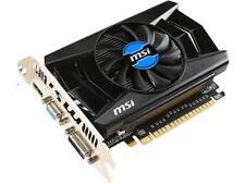 MSI GeForce GTX 750 Ti DirectX 12 N750 Ti-1GD5/OC 1GB 128-Bit GDDR5 PCI Express