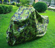 XXL Camouflage Motorcycle Cover Fit Kawasaki Vulcan VN 800 900 1500 1600 2000