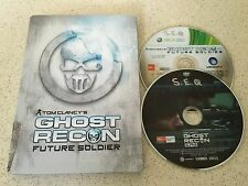 Ghost Recon Future Soldier Steel Edition - Microsoft Xbox 360 Game
