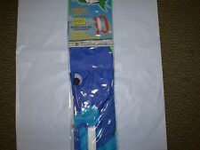 "GAYLA 876 3D NYLON KITE TROPICAL FISH 271/2"" WX29"" L X 18""T NEW NIP"