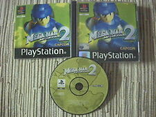 PLAYSTATION 1 PS1 MEGA MAN MEGAMAN LEGENDS 2 PAL ESPAÑA USADO BUEN ESTADO