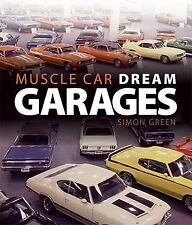 Muscle Car Dream Garages-ExLibrary