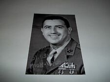 JAY VARGAS USMC MARINES SIGNED 4X6 PHOTO MEDAL OF HONOR   1A
