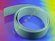 Flachbandkabel Ribbon cable 20 Drähte / Wires (1.27mm) 1 Meter / metre  #A463