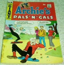 Archie's Pals 'n' Gals 36, (FN- 5.5) 1966, 50% off Guide!