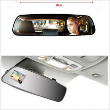 2.4 Inches 1A Screen SUV Rearview Mirror DVR Dash Cam Car Recorder Night Vision