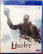 HAIDER BLURAY - 2014 BOLLYWOOD MOVIE SPECIAL EDITION ALL/0 SHAHID KAPOOR, SHRADD