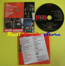 CD ROCK SOUND VOL 60 compilation PROMO 2003 FINCH BLOOD BROTHERS SALIVA (C8)