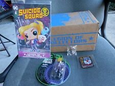 DC Comics Legion Of Collectors Suicide Squad Lot of 5 Items Free Shipping