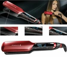 "Remington S9620 Silk Ceramic Flat Iron 2"" Wide Hair Straightener"