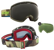 NEW Electric EG2 GI Joe Camo Black mens ski snowboard goggles + lens 2016 Rt$160
