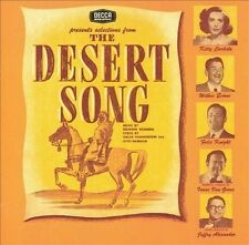 NEW The Desert Song / The New Moon ~ Kitty Carlisle; Wilbur Evans; Felix Knight;