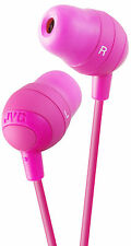 JVC HA-FX32 White or Pink Marshmallow Inner Ear Stereo Headphone – Genuine & New