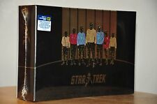 Star Trek 50th Anniversary Limied Edition TV & Movie Box Set (Blu-Ray) - NEW
