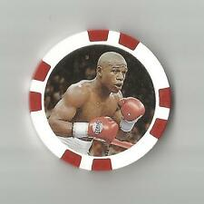 "**FLOYD MAYWEATHER**  ""PRETTY BOY""  6 WORLD CHAMPIONSHIPS FIGHT COLLECTOR  CHIP"
