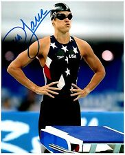 DARA TORRES Signed Autographed TEAM U.S.A. Olympic Swimming 8x10 Pic. J