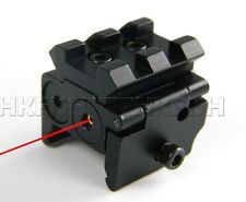 New! Compact Sporting Gun Pistol Red Laser Dot Sight Scope with Mounts #LS1Z