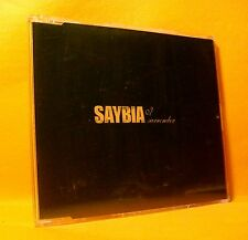 MAXI PROMO Single CD Saybia I Surrender 1TR 2004 Soft Rock