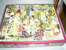 Puzzle WINE COUNTRY, irres Motiv, tolle Qualität, 1000 Teile