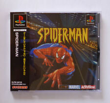 SPIDER-MAN ★ PSX Playstation JPN