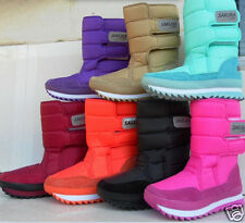 10 color Winter Warm Waterproof Platform Snow Boots Joggers Boots snow boot---