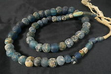 Antike Glasperlen Karawanenhandel K2 African Antique Sahara Trade beads Afrozip