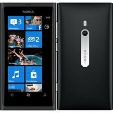 NOKIA LUMIA 800 Black 16 GB SIM FREE Unlocked Windows Smartphone
