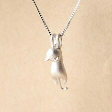 High Brand Pendant Small animal Cat Necklace Female models Pendant Anniversary