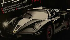 FERRARI ENZO FXX RECHARGEABLE Radio Remote Control Car FAST SPEED 1:10 BLACK