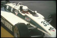 273068 Italian Driver Teo Fabi Steers The Skoal Bandit Indy Car A4 Photo Print