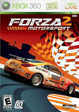 XBOX 360 Forza 2 Motorsport Video Game Online Multiplayer Race Cars DISC ONLY