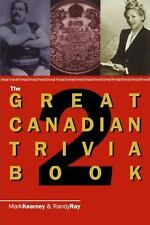 The Great Canadian Trivia Book 2-ExLibrary